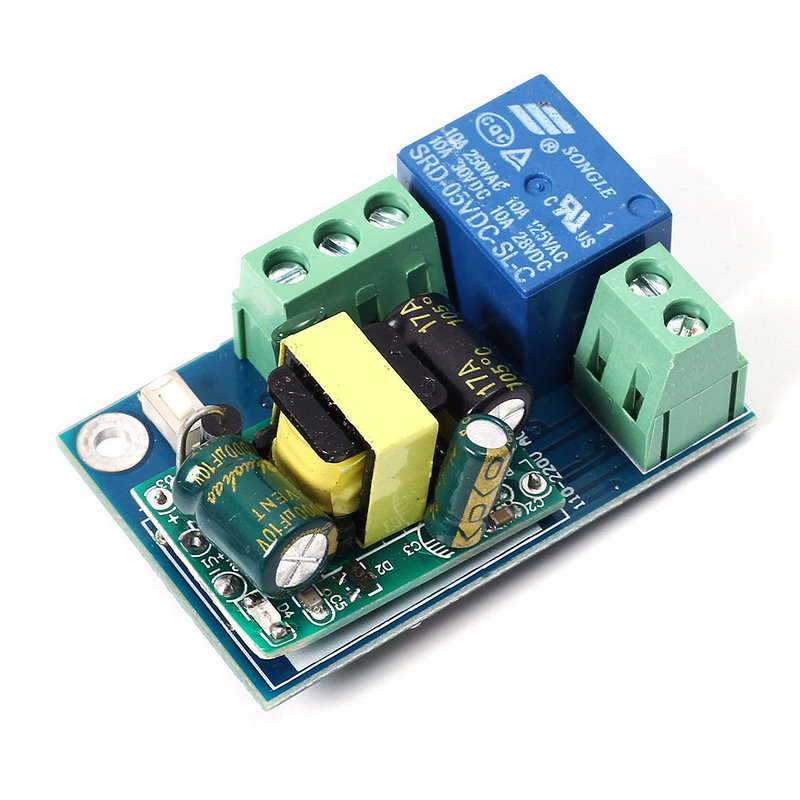 AC 220 V WIFI Relais Commutateur Module de Faible Puissance Auto-Lock Mode Téléphone À Distance Minuterie Contrôle Pour Sans Fil Android IOS Smart Home