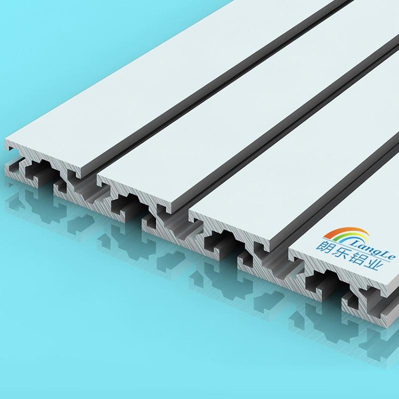 Billiger Preis Extruder Impresora Aluminium Rahmen 3d Drucker Aluminium Schiene Profil 15180 600mm 800mm Möbel