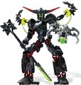 Decool hero factory negro phantom bionicle bloque de construcción eductional juguete decool ladrillos del bloque de diy compatible con lego 6203