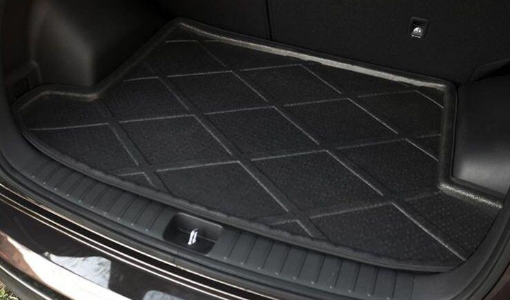 2018 Car styling font b Interior b font Accessories Rear Boot Mat Trunk Cargo Waterproof Mat