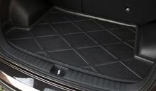 2018 автомобилей Стайлинг Салонные аксессуары сзади загрузки Коврики БАГАЖНИК Грузовой Водонепроницаемый Коврики для багажника Коврики для Hyundai Tucson 2015 2016 2017