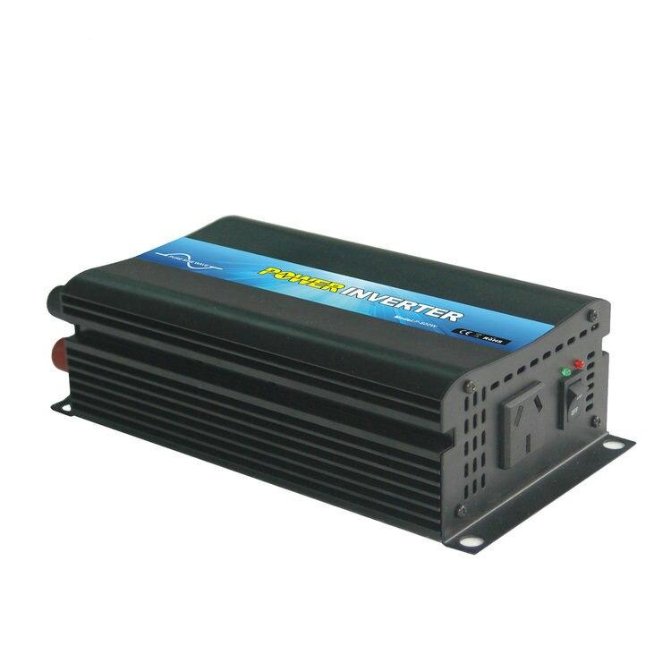 Vente directe d'usine 500 W puissance démarrage progressif onduleur DC à AC hors réseau Type onduleur un an de garantie
