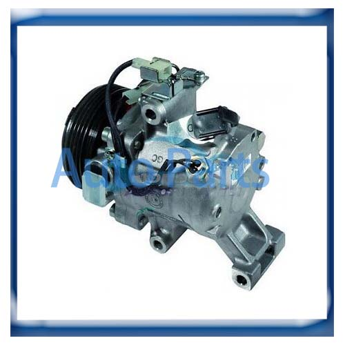 SV07C for Perodua Myvi Daihatsu Sirion Toyota Passo a c compressor 88310 B1070 447260 5550 88310B1070