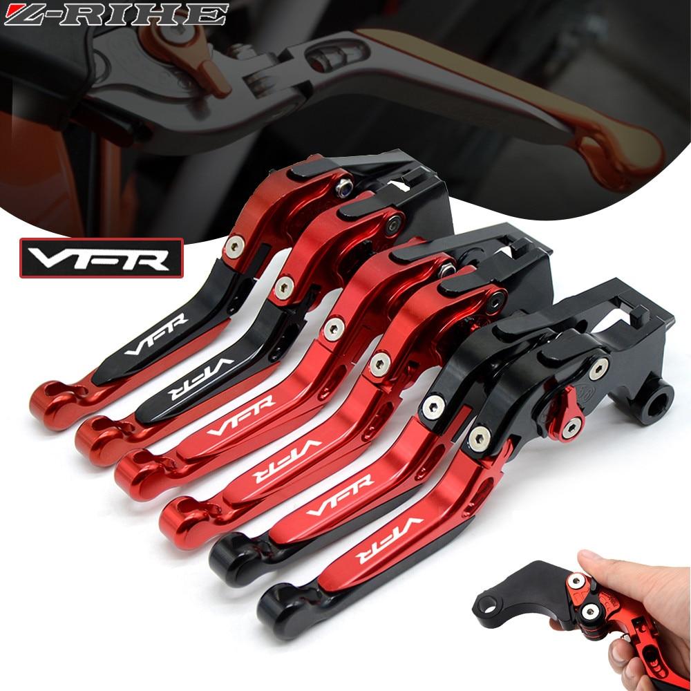 Motorcycle accessories handle CNC Brake Clutch Levers For Honda VFR 750 VFR750 1991 1997 VFR 800