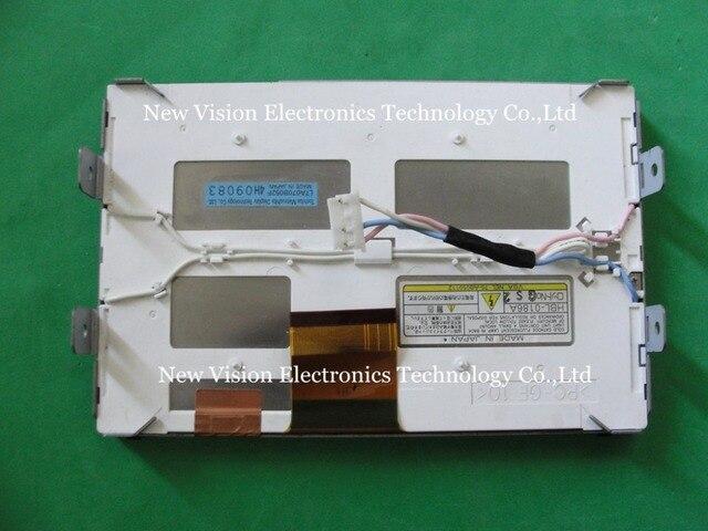 """Sem painel de toque! Lta070b052f novo original a + grau 7 """"polegada 800*480 ccfl gps substituição tela lcd"""