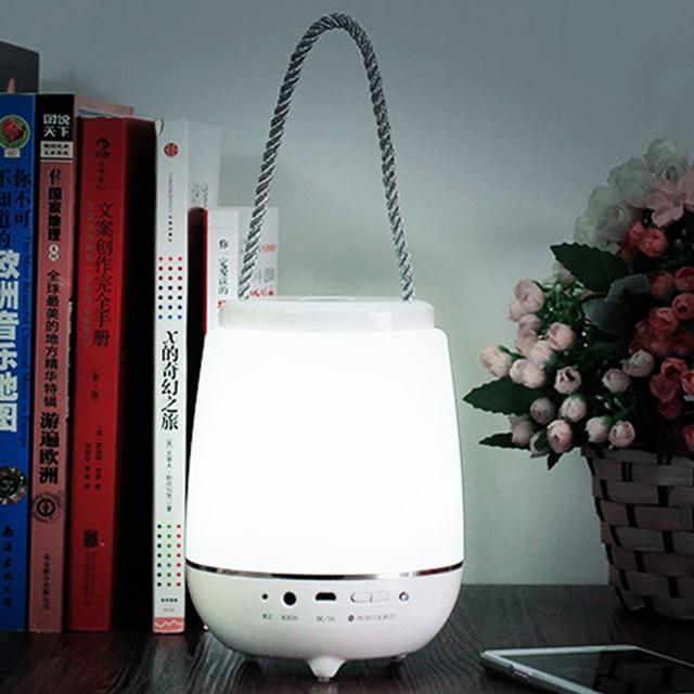 Fil Lampe Parleur De Dans Night Bluetooth Intelligents Appel Led Libres Sans Haut Tactile Musique Mains Bureau Parleurs Gratuit LSqUMpVzG
