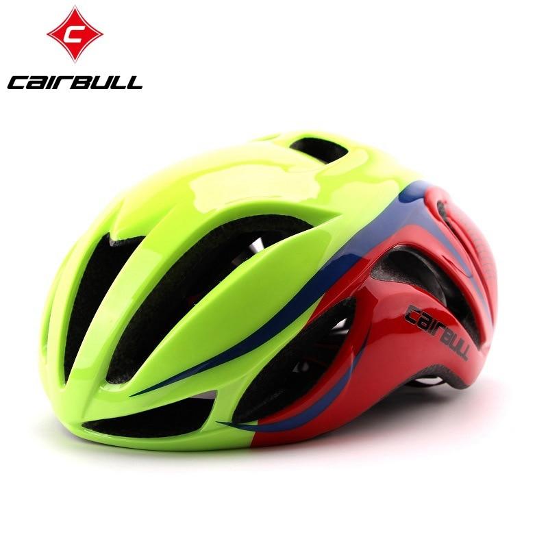CAIRBULL Aerodinâmica Capacete de Ciclismo MTB Estrada Ultraleve Capacete de Bicicleta Homens de Bicicleta Capacetes capacete bicicleta Integralmente-Moldado
