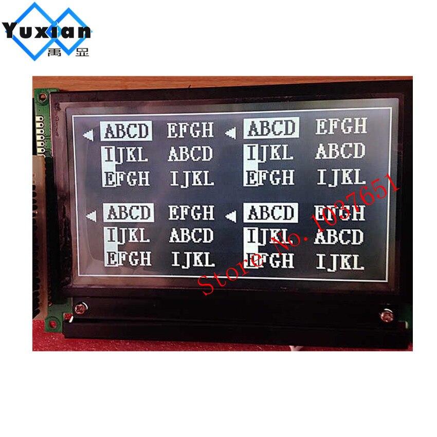 LMG7420PLFC-X 240*128 LMG7420PLFC X LMG7400PLFC/LMG7410PLFC FSTN négatif noir écran LCD 1 pièces livraison gratuite
