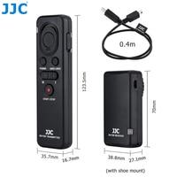 JJC Camera Wireless Remote Control for SONY Alpha a7III a7SII a7R a6000 a6300 a6500 etc. Replace RMT VP1K or RM VPR1 Commander