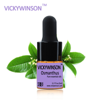 VICKYWINSON Osmanthus essential oil 5ml Osmanthus Fragrans 100% Pure Natural Living Aromatherapy WD15