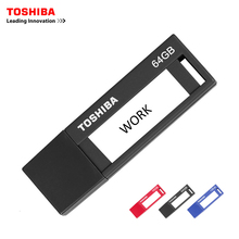 Toshiba usb-stick 64 gb reale kapazität v3dch usb 3.0 64g USB-stick qualität Memory Stick 64G Pen Drive Kostenloser versand
