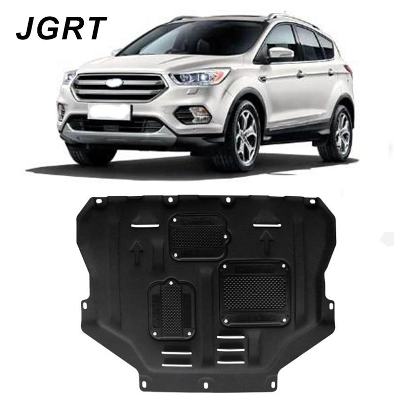 2013-2018 pour Ford Escape Kuga en acier En Plastique Moteur garde protection bouclier de voiture style