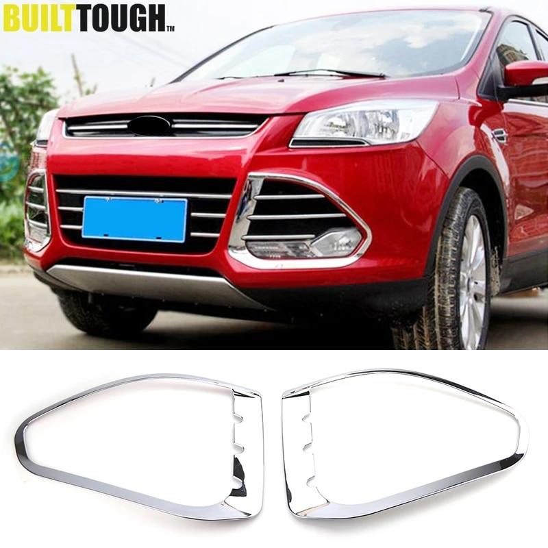 New Genuine Ford Kuga 2008-2012 Chrome Front Foglamp Bezel 1494290