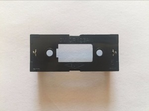 Image 2 - 10PCS Battery Holder Case Box Clip For CR123 CR123A Lithium Battery
