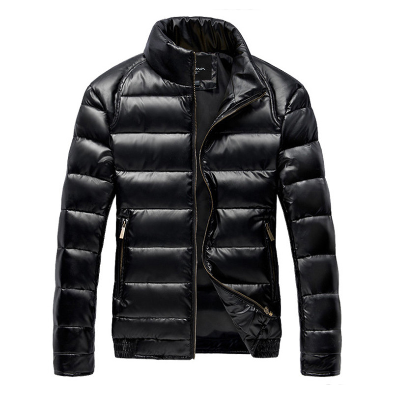 Winter Thick Warm font b Mens b font Duck Down font b Jacket b font Man