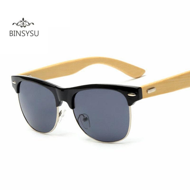 Сонячні окуляри з напівзруйнованими - Аксесуари для одягу