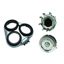 SH50 Shaver Head +Holder Cover+ 3X razor+3xlock ring For Philips S5000 S5095 S5090 S5082 S5081 S5080 S5079 S5078 S5077 S5015 S50