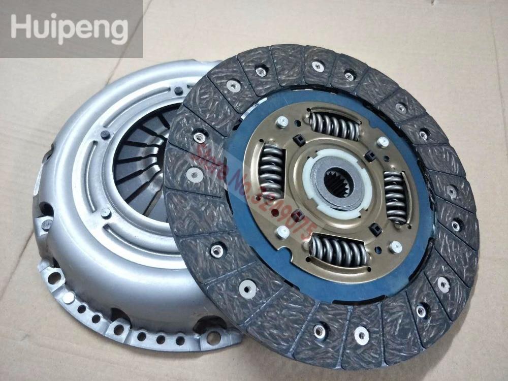 Voiture D'embrayage Disque D'embrayage + Cas D'embrayage pour Ford Focus MK2 1.8L 2005-2011 OEM: 3M51-7500-AB 3M51-7500H-2B