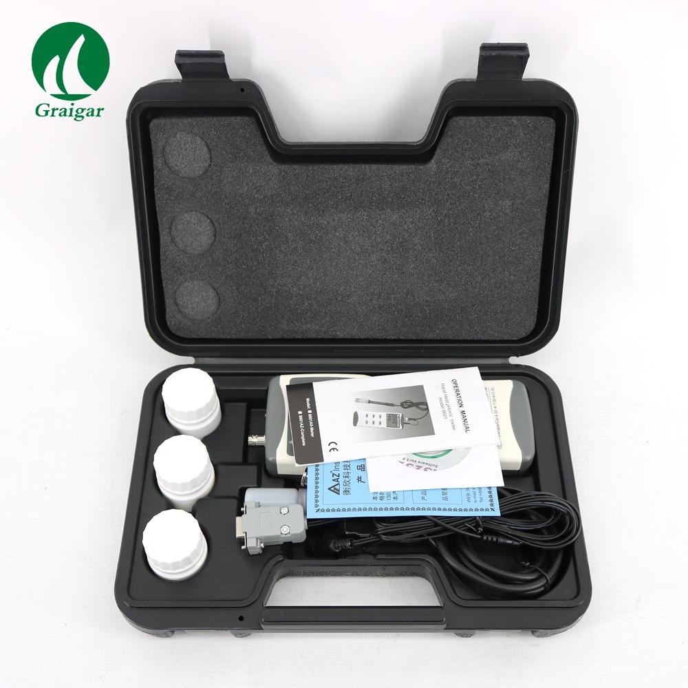 AZ8601 Portabl LCD Medidor de Temperatura Medidor de pH PH Mv AZ 8601 AZ 8601