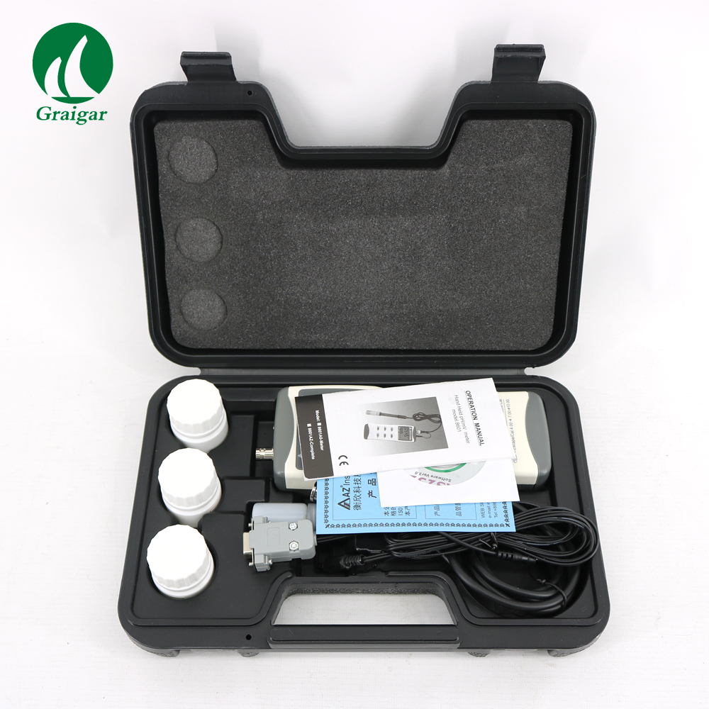 AZ8601 Portabl LCD pH Tester del AZ-8601 PH Mv Tester di Temperatura AZ 8601AZ8601 Portabl LCD pH Tester del AZ-8601 PH Mv Tester di Temperatura AZ 8601