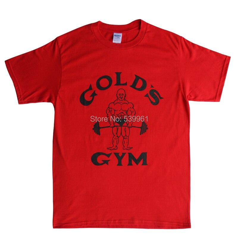 Softstyle Camiseta Musculação Exercícios de Fitness Tops   T dos homens  Sportswear Roupas masculinas camisetas masculinas de Algodão tshirt Loja  Online ... d2e8b862463