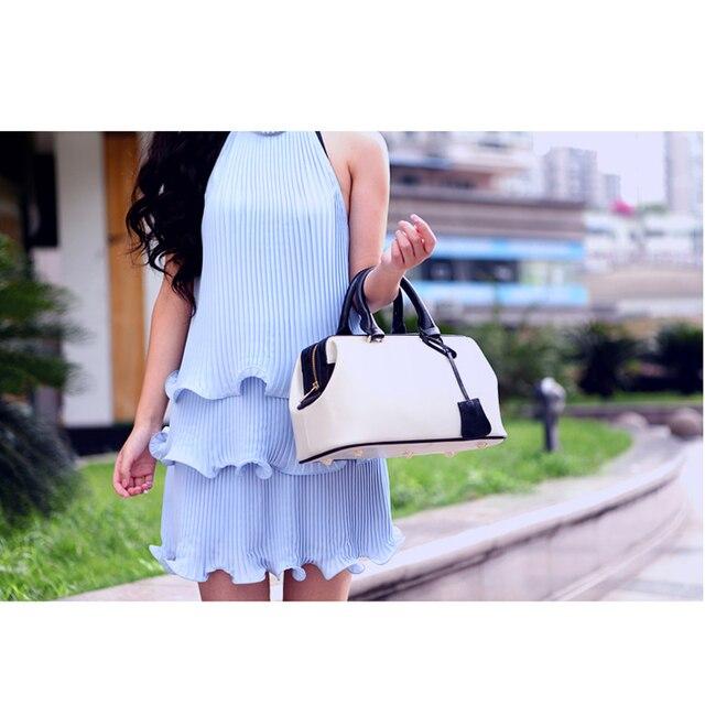 LY.SHARK Luxury Handbag Women Bags Designer Genuine Leather Tote Bag 3