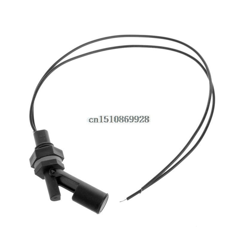 100V Liquid Water Level Sensor Horizontal Float Switch For Aquariums Fish Tank M126 hot sale 1 2 built side inlet floating ball valve automatic water level control valve for water tank f water tank water tower
