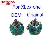 10 sztuk 3D Joystick dla Xbox One Caps Thumbstick wymienny czujnik analogowy moduł osi dla kontroler do Xbox One Case
