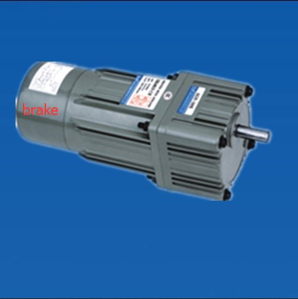 New 120W Gear motor AC motor M5120-502M work at 220V instal with Gear reducer 1:10 and Brakes make up a Constant speed Gearbox mcfadden structural analysis of discrete data w ith econometric applications