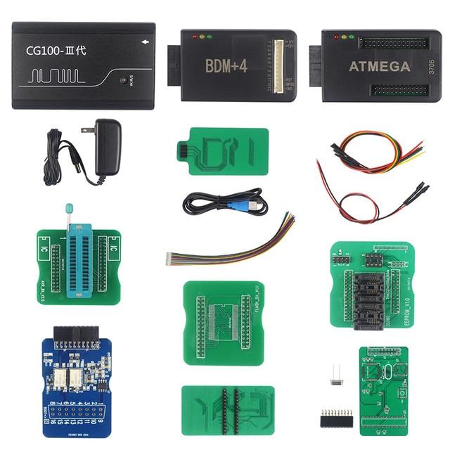 CG100 フルバージョンの自動エアバッグリセット/復元ツール CG 100 サポートルネサス V3.9 すべての機能 CG100 III 在庫今