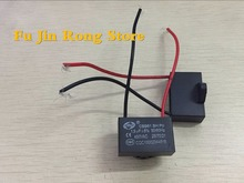 2pcs, CBB61 1.5UF 450V CEILING FAN CAPACITOR CBB capacitor 2 wire