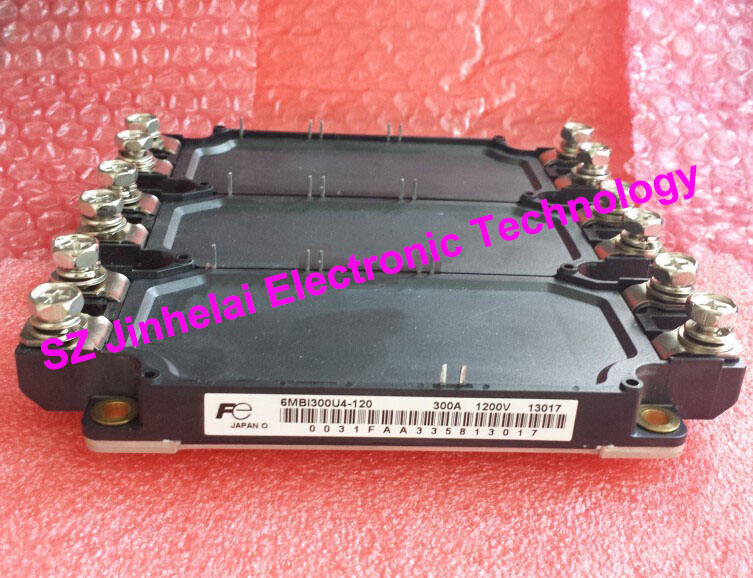 6MBI300U4-120 FUJI IGBT MODULE japan fuij fuji igbt module 7mbi50n 120 40n 120 7 units in stock can be directly photographed