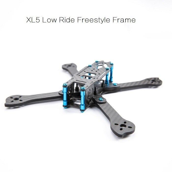 IFlight XL5 Freestyle Marco Quadcopter FPV Fibra de Carbono de 226mm ...