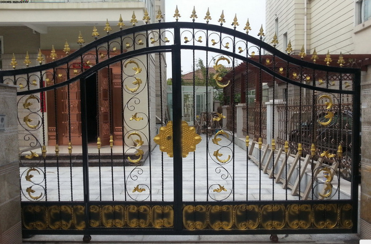 Popular Sliding Steel Gates-Buy Cheap Sliding Steel Gates