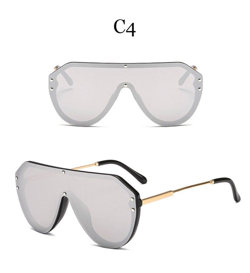 2019 New F Watermark One-piece Sunglasses PC Copy Film Men Women Sunglasses Girls Personality Colorful Fashion Wild Sun Glasse (10)