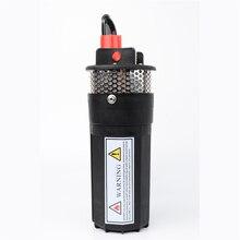 Hogar 12 V 24 V DC Bomba Sumergible Mini Eléctrico de la Energía Solar Bomba de pozo Profundo de agua Mute super alta presión 360LPH 70 M ascensor