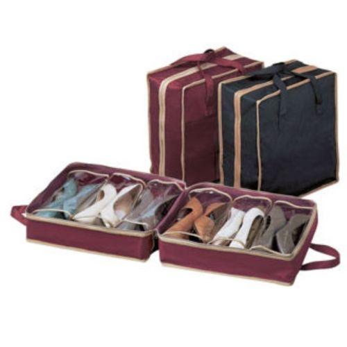 b6552ce06 Grande 6 rejilla zapato viajes bolso no tejido Telas Zapatos almacenamiento  organizador bolsa nueva llegada en Bolsas de almacenamiento de Hogar y  Jardín en ...