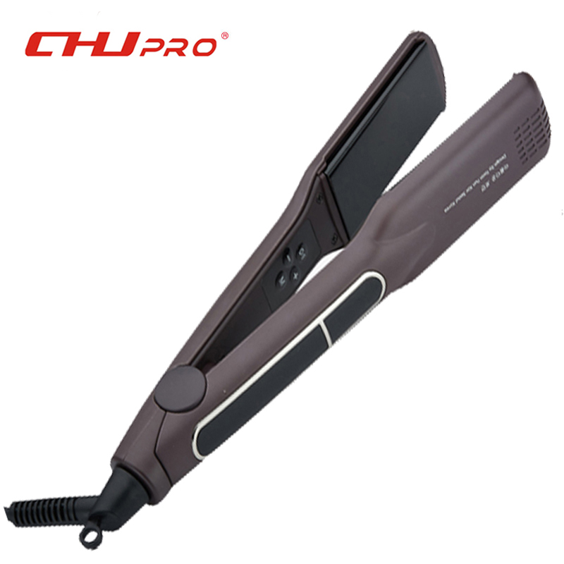 Only 220V Original Korea Hair Straightener Wet To Dry Ultra-Smooth Ceramic Styler Professional body waterable Flat Iron Up 230C iPhone 8