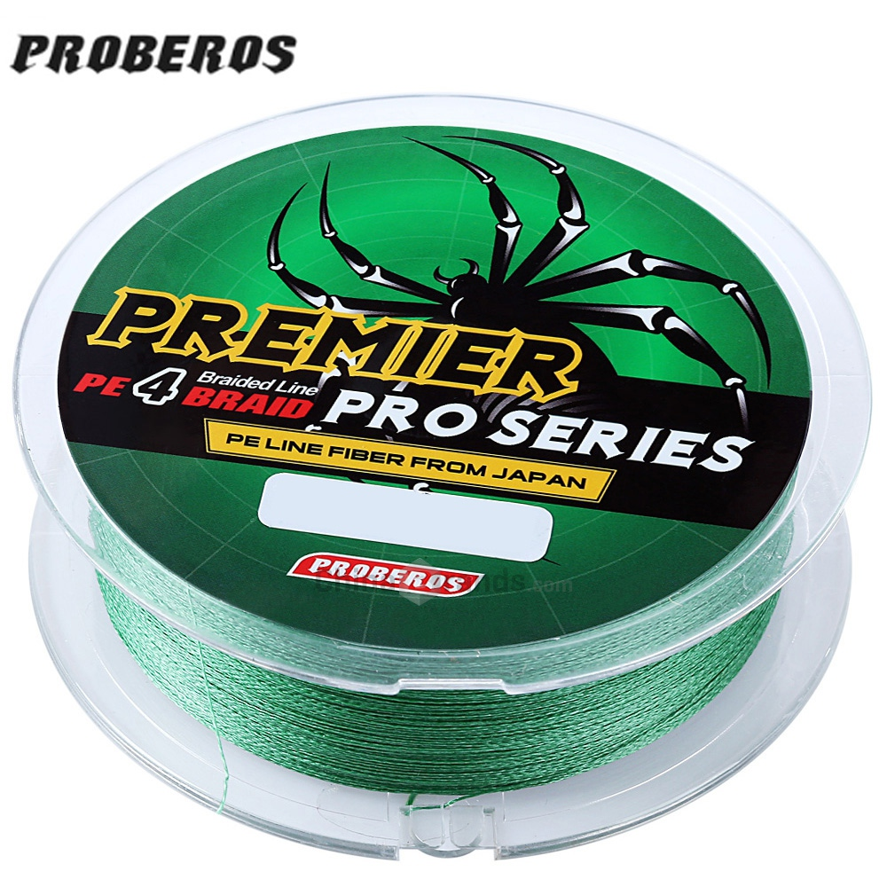 Buy hot sale 100m pe braided fishing line for Where to buy fishing line