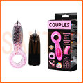 BAILE Multi-speed vibration cock ring penis ring clitoris stimulator cockring sex products sex toys for men