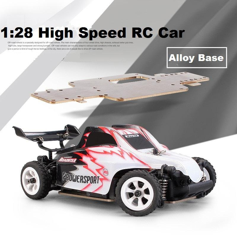 ФОТО  RC Car Vehicle Model Truck Toys 1:28 2.4Ghz Radio Control Rechargeable Off-Road