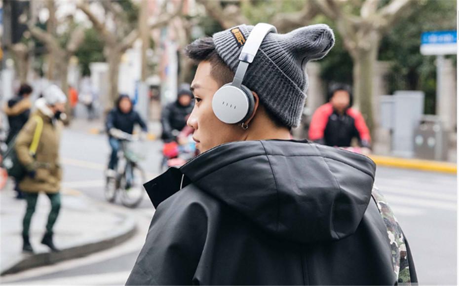 FIIL DIVA Headphones Bluetooth 4.1 HiFi Active Noise Cancelling Headset High Quality New Earphone for Music Lover Headphones 5
