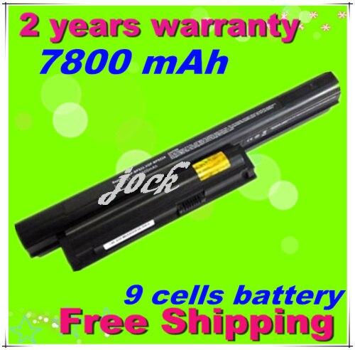 JIGU NO CD laptop battery BPS22 VGP-BPS22 VGP-BPL22 VGP-BPS22A VGP-BPS22/A notebook battery for SONY VAIO E series