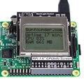 Мини ЖК PCD8544 Основе Щит 5110 84*48 с Подсветкой для Raspberry Pi Model B/B + 2 Модель B & 3 Модель B