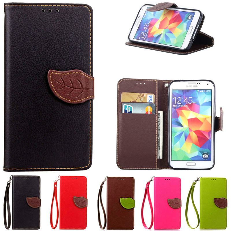 prezzi vendita online scarpe casual Custodia Per Samsung Galaxy S5/S5 Neo/S5 Duos Cuoio di lusso ...