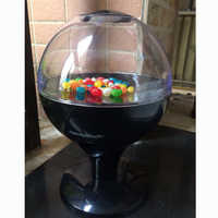 Motion Activated Candy Dispenser Sensor Snack Container with Gearshift