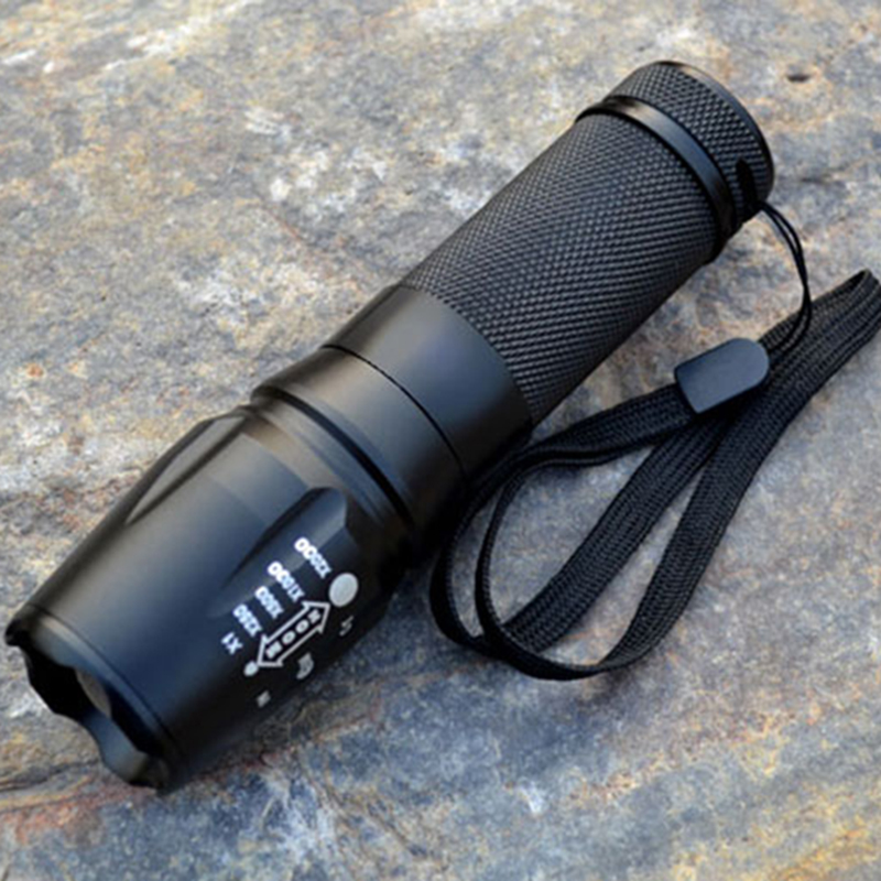 Litwod Z20A236 LED Flashlight 18650 2665
