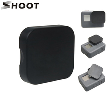 SHOOT Hard Protective Lens Cap For GoPro Hero 6 5 Black Action Camera Protector Cover for