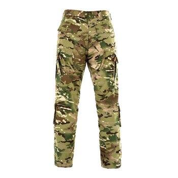 Hombres multipropósito bolsillos táctico Ripstop pantalón urbano Cargo pantalones de camuflaje overol ropa Casual ejército largo camo pantalón