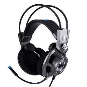 Image 1 - Somic G954 سماعة الألعاب الاهتزاز 7.1 الظاهري المحيطي USB لعبة سماعات مع هيئة التصنيع العسكري للكمبيوتر المحمول ألعاب